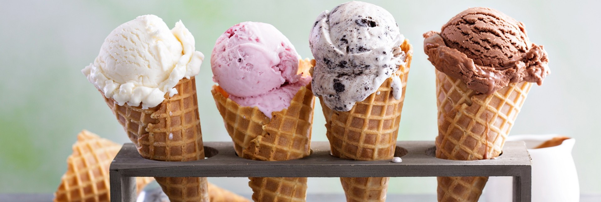 The History of Ice Cream | From Milk Ice to Magnums