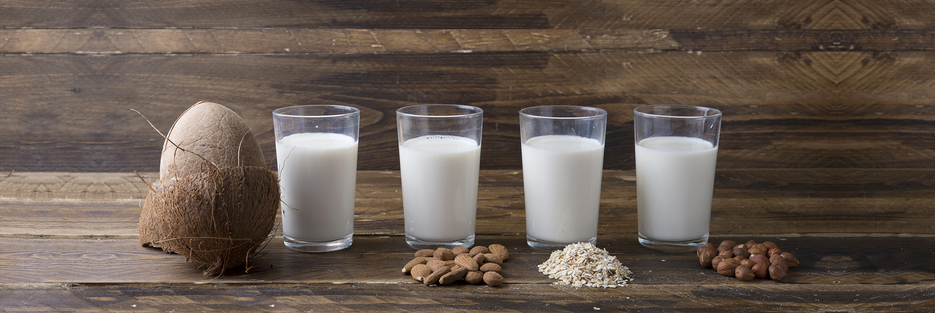 Plant-Based Milk Alternatives | Environmental Footprints