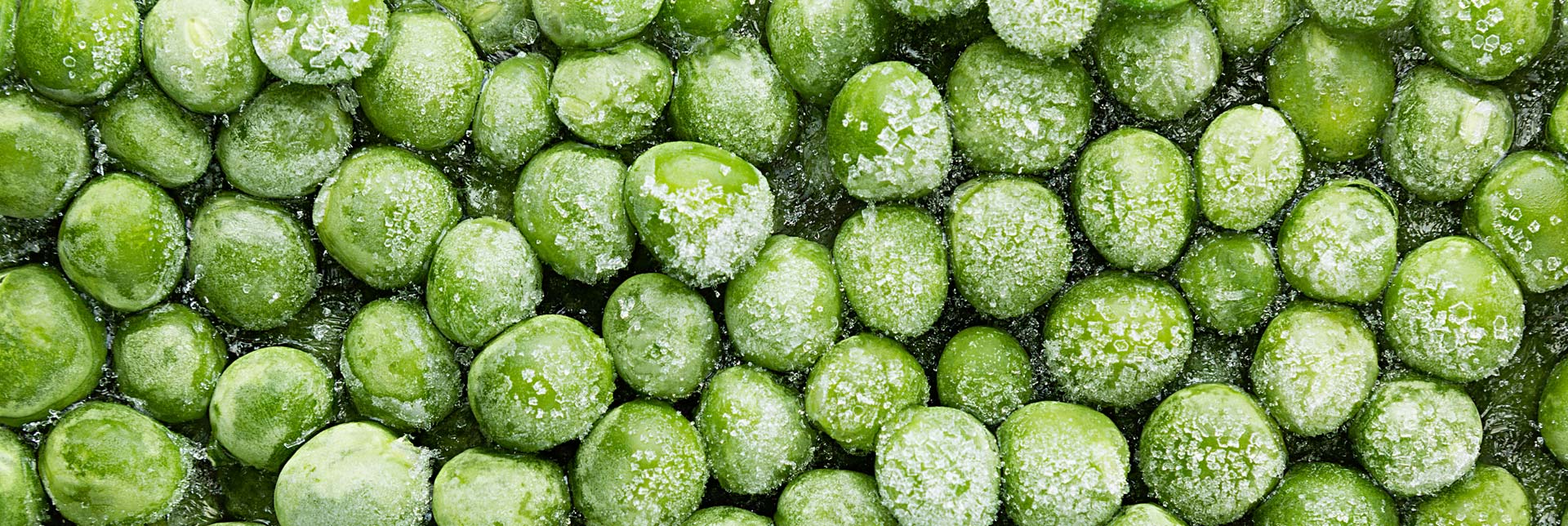Frozen Peas | How It's Made
