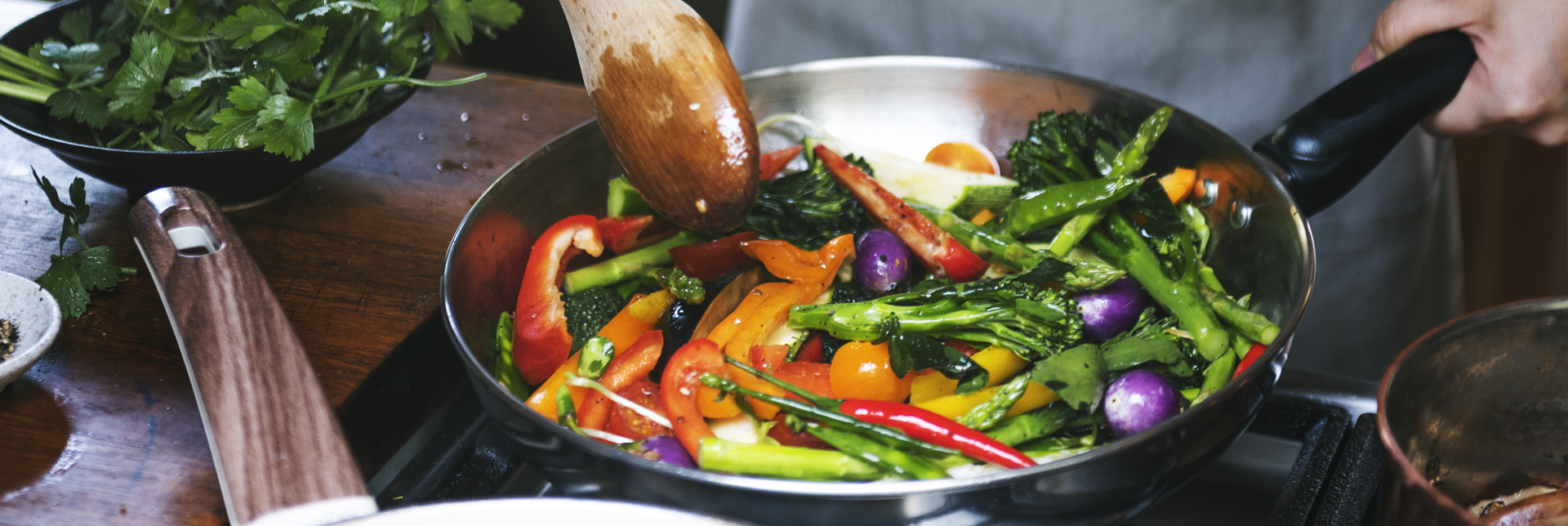 How Cooking Affects the Nutrients in Your Food