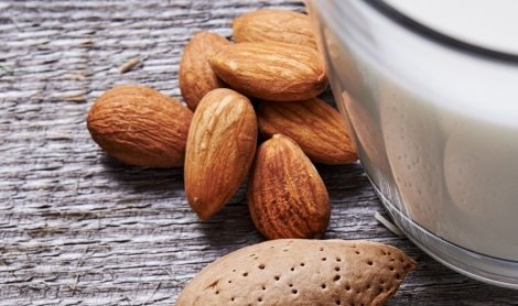 Almond milk – what's the fuss?