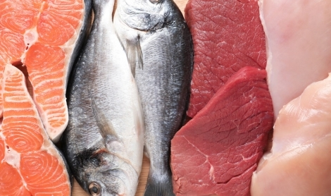 Meat, fish, and their nutritional properties