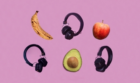 How do sound and music affect the way we eat?