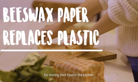 Plastic alternatives: kitchen food storage