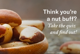 Think you're a nut buff? Take the quiz and find out!