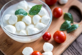 Mozzarella Cheese | How It's Made