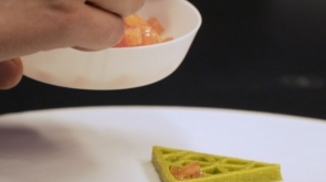 3D Food Printing In Michelin-Starred Restaurant (ft. Hermanos Torres)