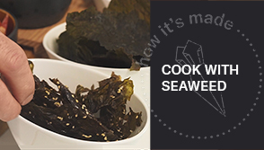 How To Cook Fish With Seaweed | Recipe